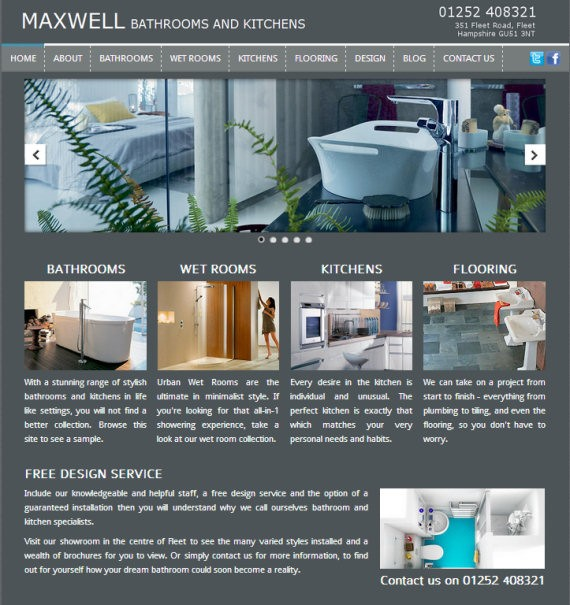 Maxwell Bathrooms & Kitchens