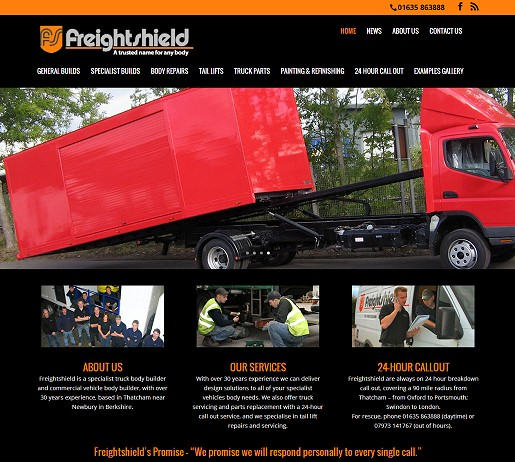 Freightshield Now