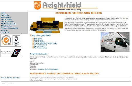 Freightshield Then