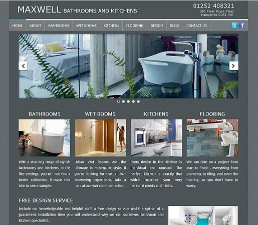 Maxwell Bathrooms Now